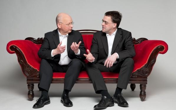 Olaf Schwarber und Ingo Hoffmann 01